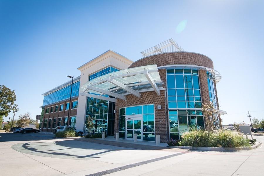surgical center entrance
