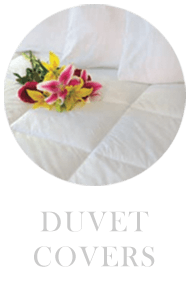 duvet covers for hotels and resorts