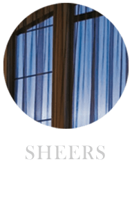 sheers for hotels and resorts
