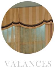 valances for hotels and resorts